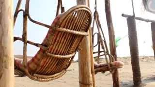 Северный Гоа. Пляж Морджим. (North Goa. Morjim beach)