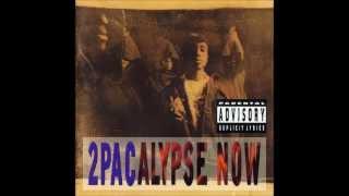 Tupac - Brenda's Got A Baby (HD)