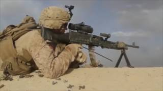 USA  Marines Tribute   For Those About To Rock We Salute You( Explicit Video Music)