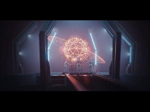 Speed Sci-Fi 3d sketch in blender 2.8 EEVEE render timelapse (concept art)