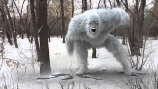 Страшные истории из жизни  Снежный человек в киргизии