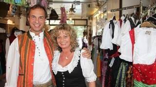Wiesnstadl München Fürstenriederstr - Die Pracht der Tracht