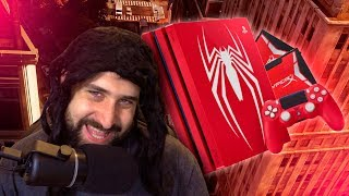🔥MI NUEVA PS4 PRO DE SPIDER-MAN + TUTORIAL COLOCANDO UN SSD