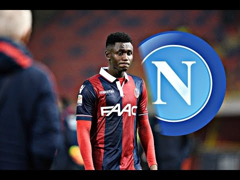 Amadou Diawara - Welcome to Napoli! - Amazing Skills, Passes, Tackles - 2016 - HD