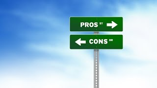 Pros and Cons of Bankruptcy - Chapter 7 & Chapter 13