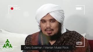 Ganti Nada Dering Musik Dengan Tausyiah DAKWAH Derry Sulaiman