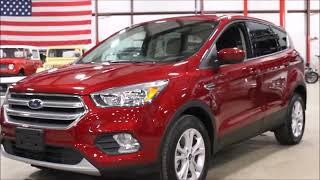 2017 Ford Escape Red | Kholo.pk