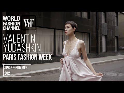 Valentin Yudashkin spring-summer 2021   Paris Fashion Week