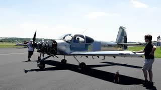 RV Aircraft Video - N5412K (RV-10) First Start
