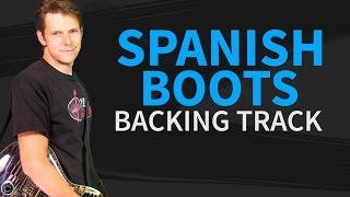 Joe Bonamassa Spanish Boots Backing Track