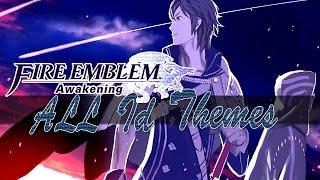 Fire Emblem: Awakening - ALL Id Themes