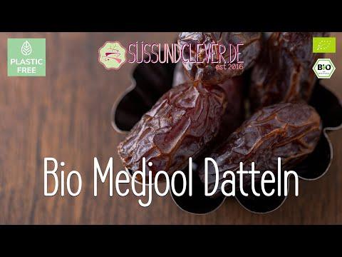 Bio Medjool Datteln - süssundclever.de