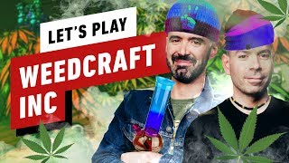 We Made a Fortune Selling Weed in Weedcraft Inc.
