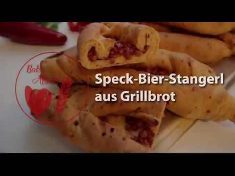 Variation: Bier-Speck-Stangerl