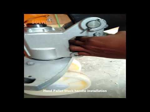 Hydraulic Hand Pallet 2000 Kg