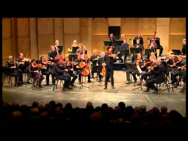 L.v. Beethoven: Violin concerto D Major, 3rd mov. Rondò. Allegro