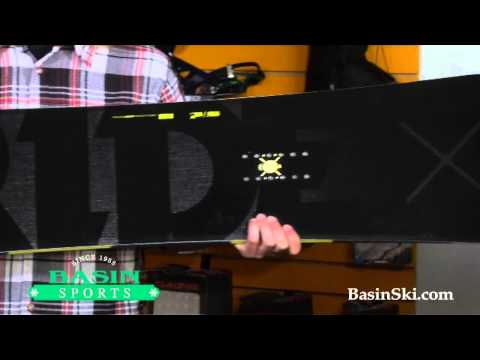 Ride Highlife UL Snowboard Review 2014
