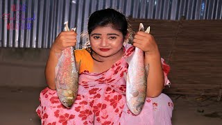 Expert Women Big Catfish Cutting & Cooking Village Style | Howto & Style | Kitchen