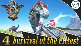 Ark Survival Of The Fittest Gameplay W Draax And Sl1pg8r   Ep4   Showdown