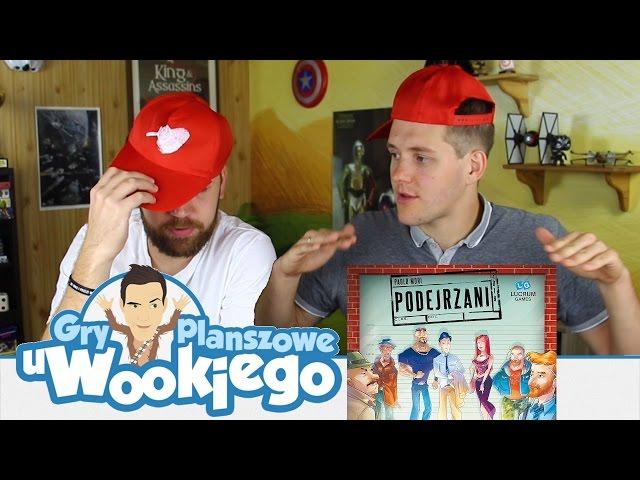 Gry planszowe uWookiego - YouTube - embed TQEPTqidvXQ