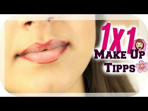 LIPLINER auftragen - Lippen übermalen | Sanny Kaur #1x1