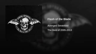 Flash of the Blade