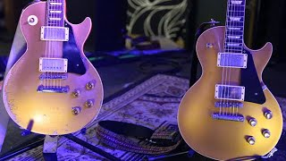 Doug Aldrich On His Gibson Les Paul Goldtops