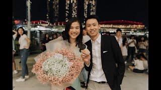 Dance Proposal: Zheng Xiang & Jovina (Paris in the Rain)
