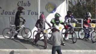 preview picture of video 'R1 JOUE-LES TOURS :  LES BENJAMINS'