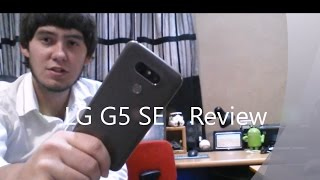 LG G5 SE - Review (English)