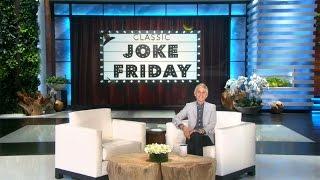 Happy Classic Joke Friday! A Double-Header