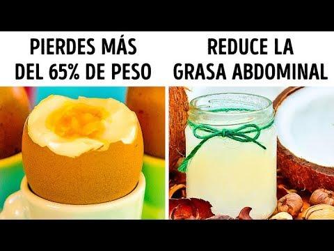 14 Alimentos Para Reducir El Hambre y Perder Peso
