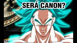 El Saiyajin legendario del universo 7 aparecerá? | BROLY SERÁ CANON? | dragon ball super 100