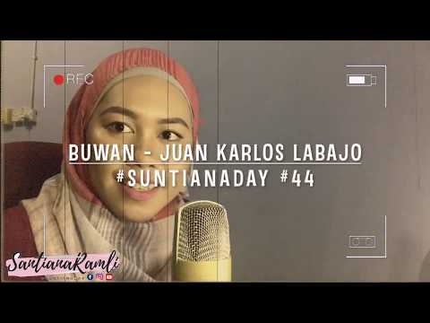 Download BUWAN - JUAN KARLOS (Cover With Lyrics Translation) | Santiana Ramli #SUNtianaDAY #44 Mp4 HD Video and MP3