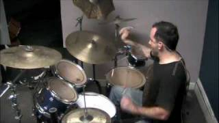 "John Macaluso: ARK, ""Heal the Waters"" Drum Solo Section"