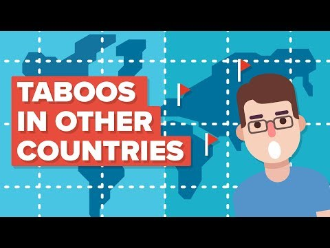 Taboos Around the World
