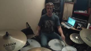 Jordan Bratton - Victoria [Drum Cover]