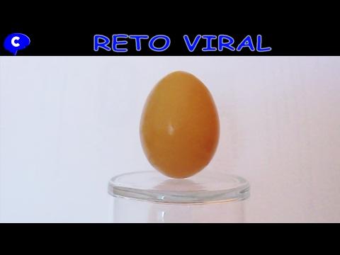Huevo en equilibrio