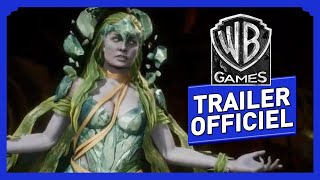 Mortal Kombat 11 - Découvrez Cetrion - Trailer de Gameplay