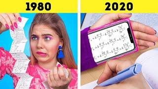 Teenagers 80s vs Now!