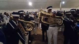 St. John's Apostolic Faith Mission Ikageng  Brass Band.