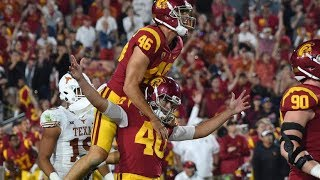 THE REMATCH 11 Years in the Making - USC vs. Texas || A Game to Remember