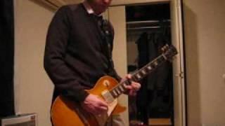 ZZ Top - Brown Sugar - full song cover - Les Paul 50th Anniv Murphy R8 Japan