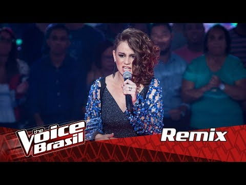Carol Biazin canta 'Here' no Remix – 'The Voice Brasil' | 6ª Temporada