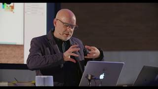 Brian Eno - Music For Installations – Live At The British Library (Part 1)