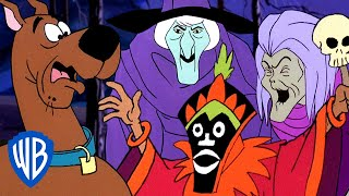 Scooby-Doo Where Are You! | Wacky Witches 🧙♀️ | Classic Cartoon Compilation | WB Kids