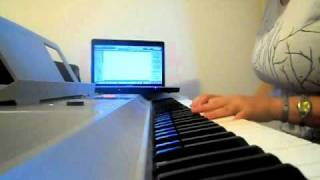 Anti-Flag piano cover - Wake Up!