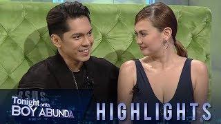 TWBA: Carlo reacts on Zanjoe being a husband material to Angelica