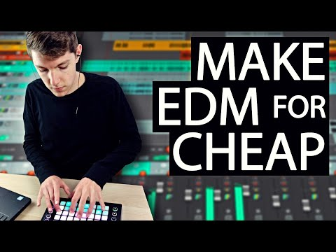 How to get into EDM Production for CHEAP in 2020
