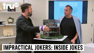 Impractical Jokers: Inside Jokes - Joe has a BS in Architecture | truTV